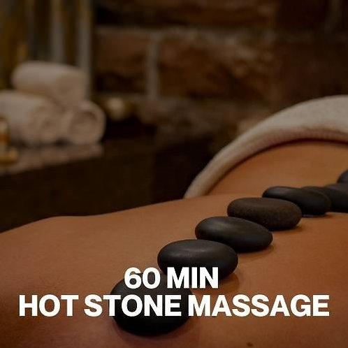 Gift Voucher - 60 Minute Hot Stone Massage