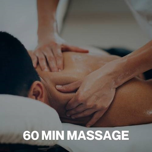 Gift Voucher - 60 Minute Massage