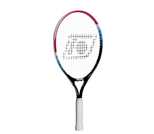 Stage 3 Play & Stay Racket - RED