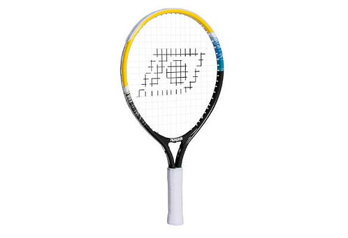 Stage 5 Play & Stay Racket - Yellow