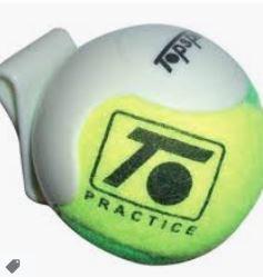 Topspin Ball clip