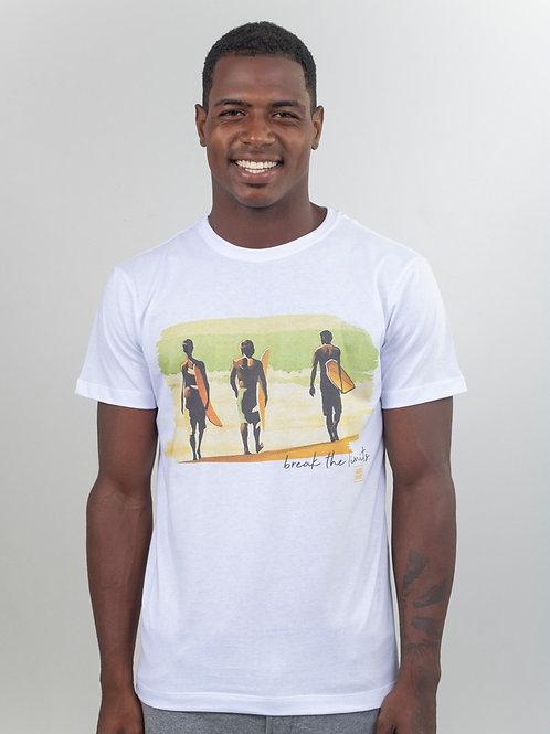 Camiseta SURFERS Branca