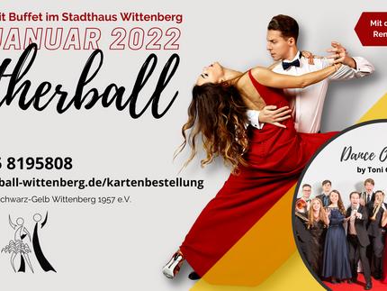 Nicht verpassen - Der Lutherball 2022!