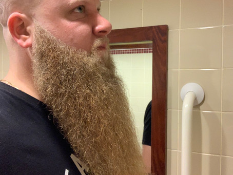 Top 5 misconceptions about caring for the BEARD!