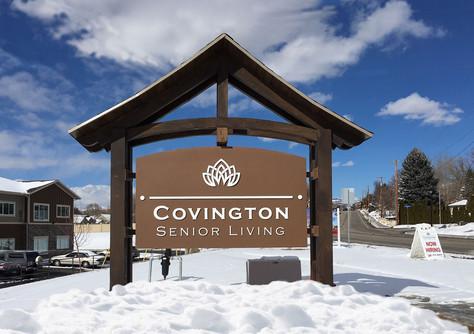 Covington Monument