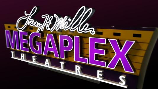 Megaplex Channel Letter
