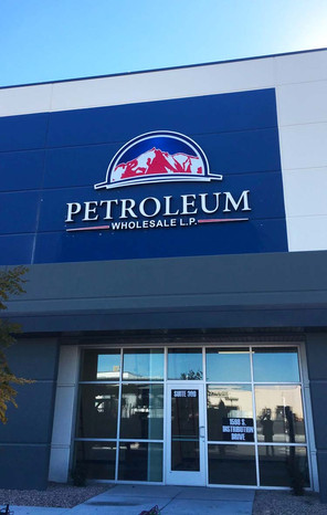 Petroleum Wholesale