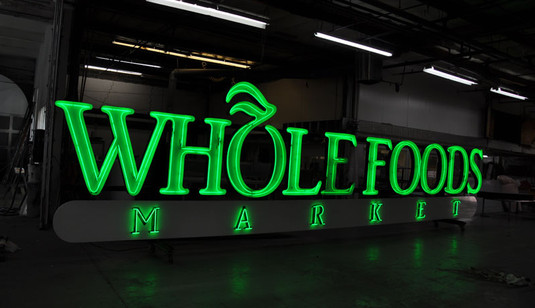 Whole Foods None in Warehouse
