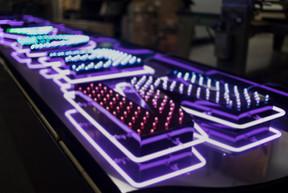 Megaplex Neon With LEDs