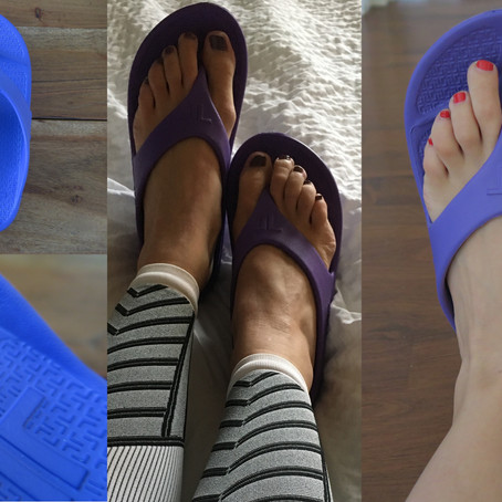 Product Spotlight: Recovery Sandals