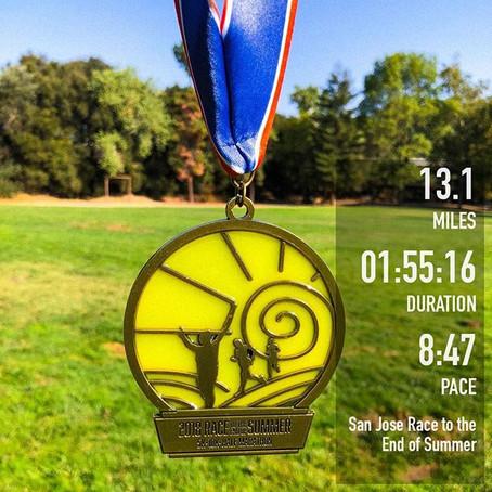 Racing While Marathon Tapering