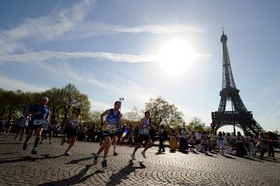 Sweepstake: Run the Paris Marathon