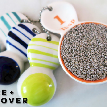 Nutrition: Chia Seeds, Perfect for Runners