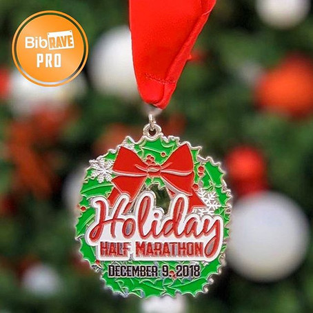Holiday Half Marathon to Close Out 2018