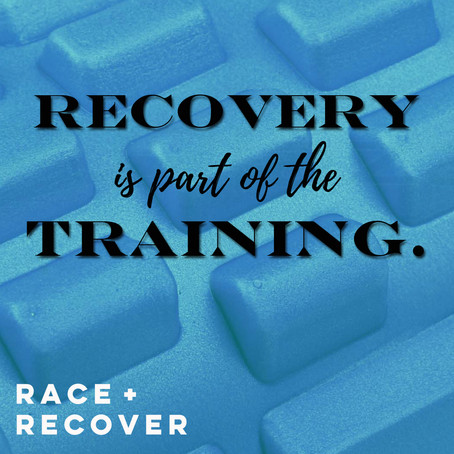 Post-Race Recovery Tips