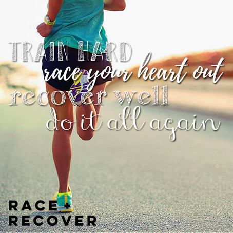Welcome to Race + Recover!