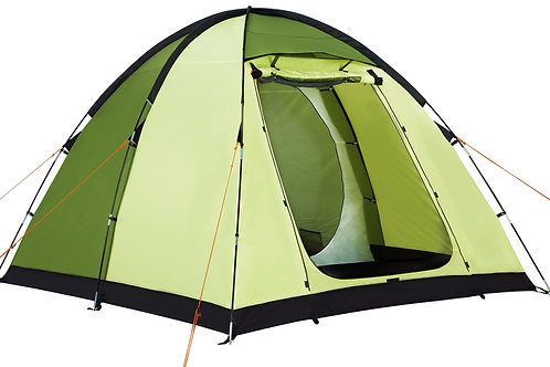 Bring your own tent
