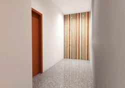 hall residence Via Anguissola Milano