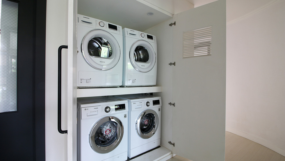 Yapoom House Gangnam Branch Laundry Room