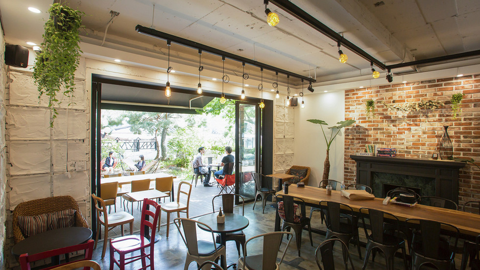 Yapum House Gangnam Branch Cafe
