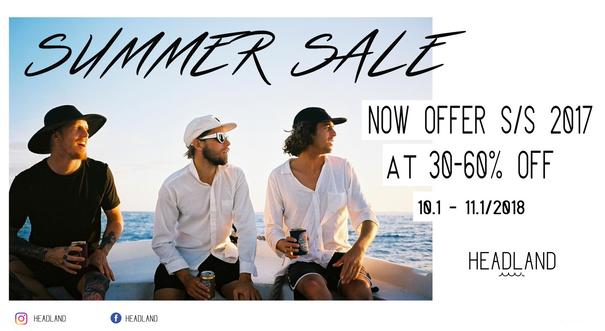Campaign Five Summer Sales Campaign