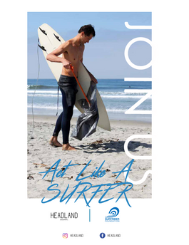 Campaign Three Beach Clean-up with Surfrider Foundation