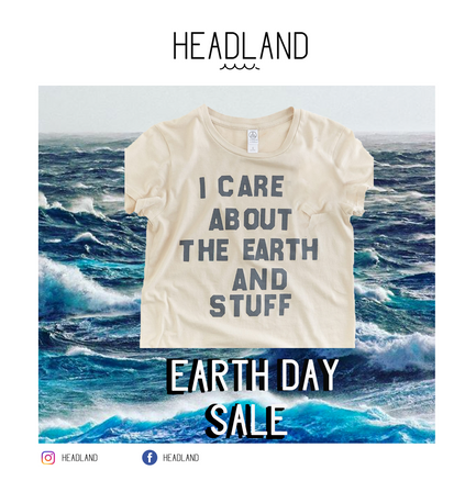 Campaign Four Earth Day's Special Sale Campaign