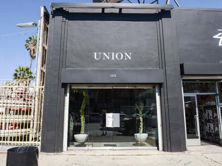 街頭潮牌的誕生地 Birth Place For Streetwear : UNION