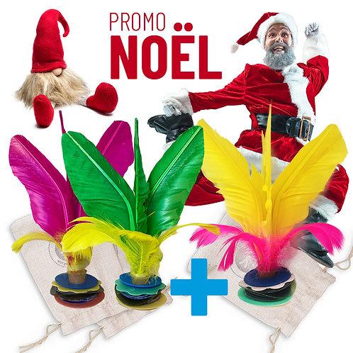 Pack Noël 3 = 1 offert