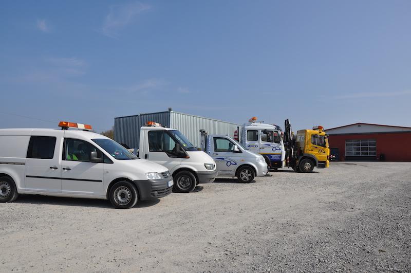 Fahrzeug Flotte 2