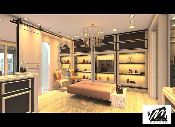 Valéria mazeto arquitetura de interiores