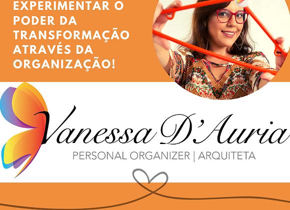 Vanessa D'Auria Personal   Organizer