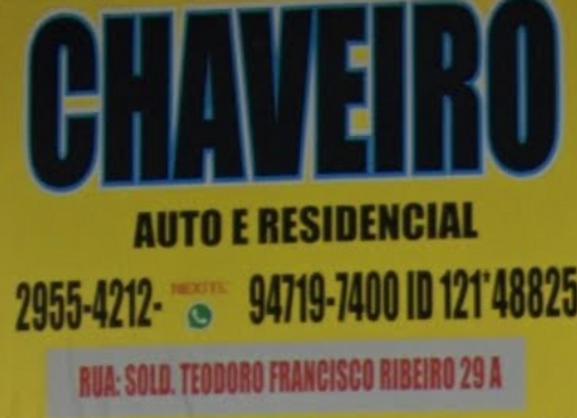 Chaveiro   Chaveco