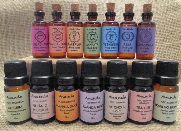 Ananda essencial aromaterapia