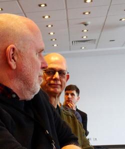 Dr David Blazey, Dirk den Hollander