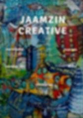 JaamZIN Creative magazine