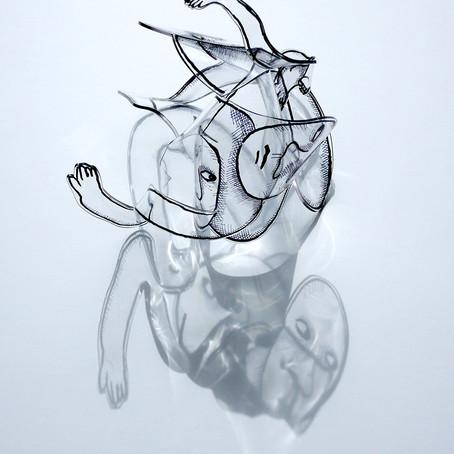 Conceptually driven artist Mona Choo