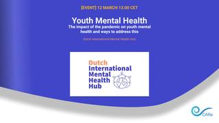 Youth Mental Health - Dutch International Mental Health Hub