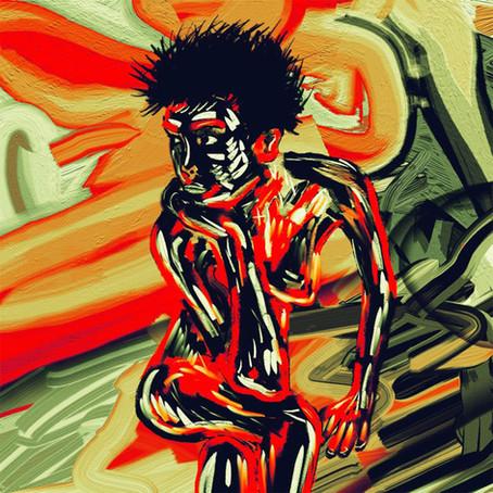 Digital artist Levan Amashukeli