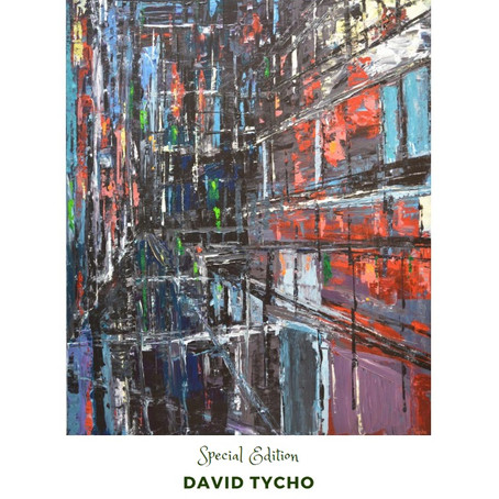David Tycho - Special Edition of JaamZIN Creative magazine