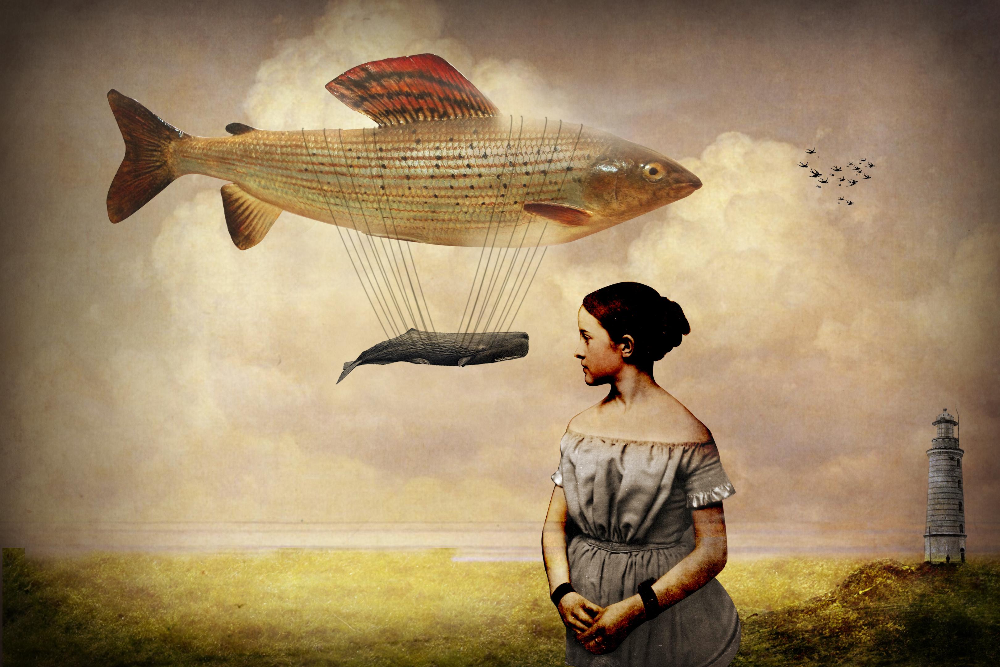 Graphic designer Catrin Welz-Stein