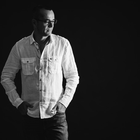 Composer Juan Sánchez
