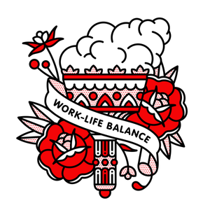 Work-life Balance, 2019 Digital Work-life balance is coveted, something else you have to work for, to cover up the fact that something's wrong.