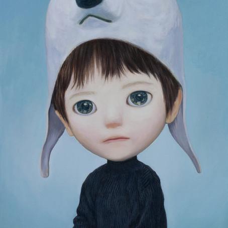 New works from Japanese painter Mayuka Yamamoto & sculptor Erika Sanada