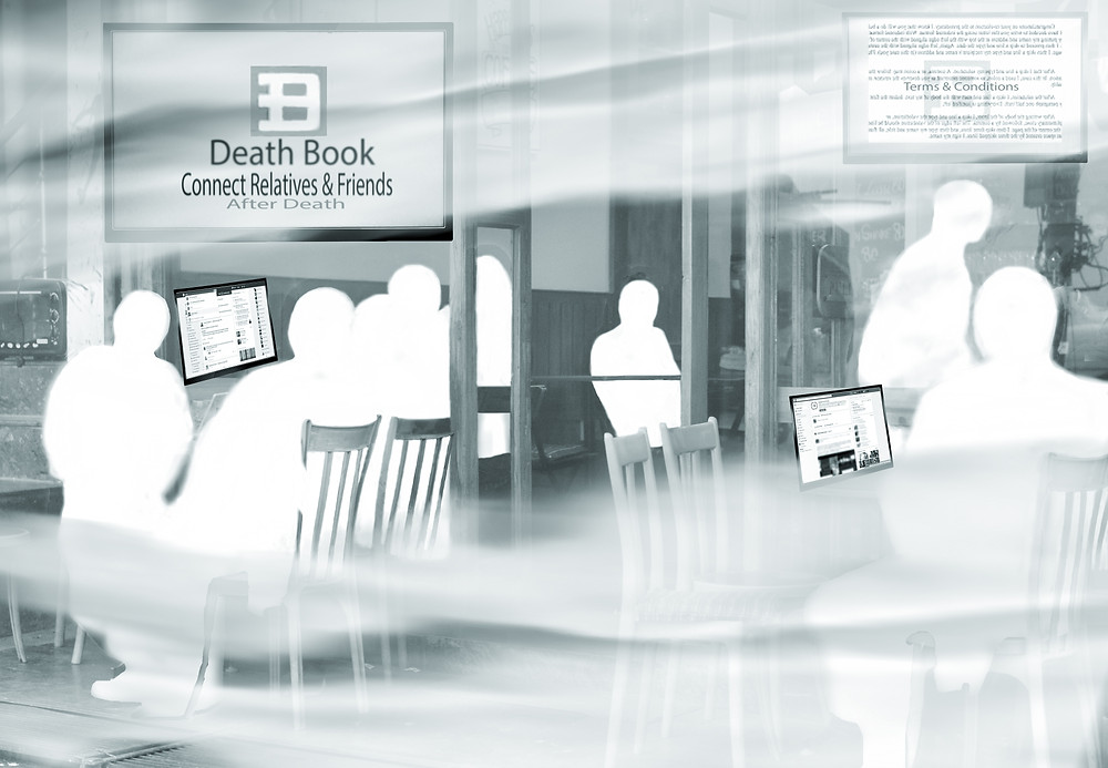 Death cafe : If there is any world after death , how can that be?