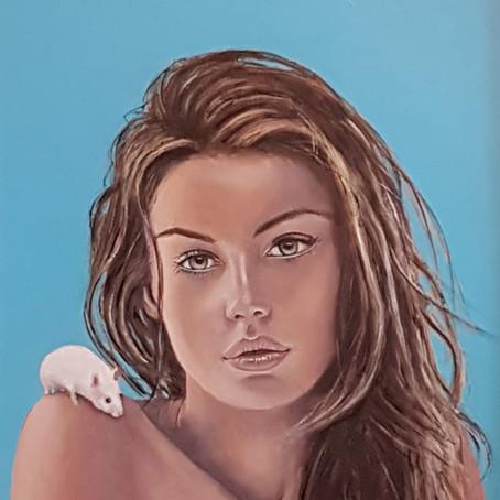 Painter Roy Thomas