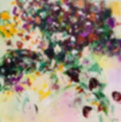 Yellow Mellow_Stefanie Kirby 40 x40_2020