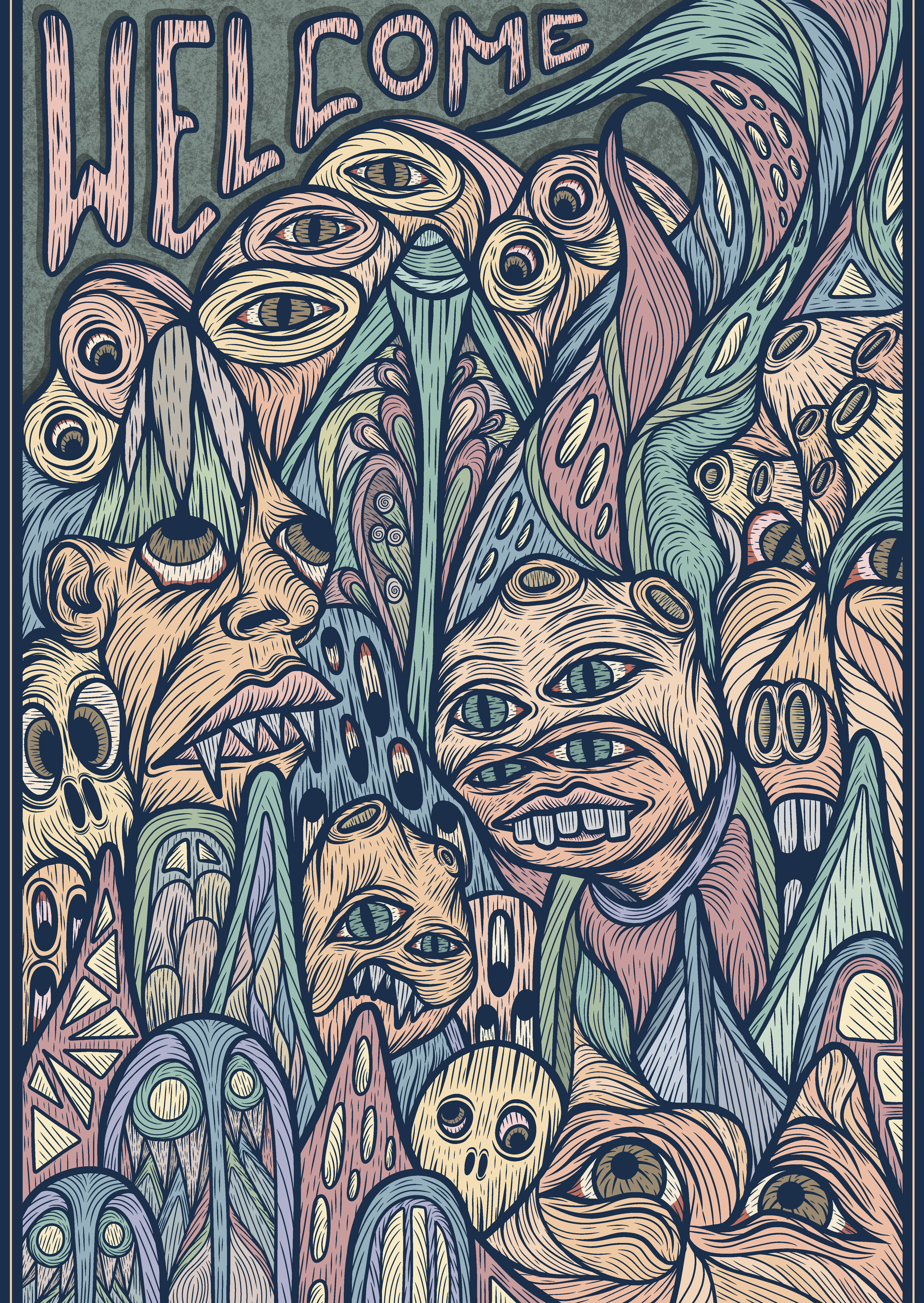 Illustrator Ade Milhad