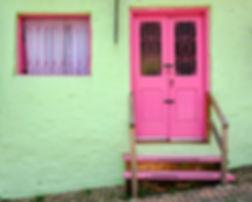 Pink Door - Embu das Artes - SP - Brazil