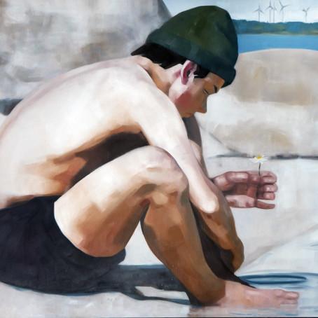 Painter Daniel Wimmer